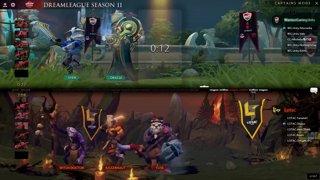 WG.Unity vs Lotac, DreamLeague Season 11, SEA QL, bo3, game 1 [Eiritel]