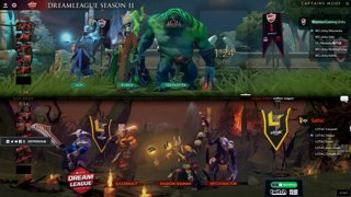 WG.Unity vs Lotac, DreamLeague Season 11, SEA QL, bo3, game 2 [Eiritel]