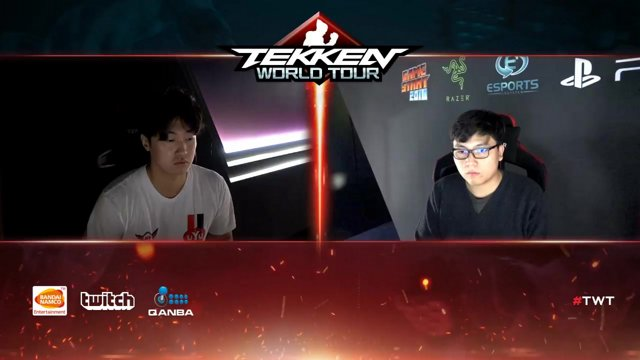 5 Tekken 7: Book vs. UYU | Jeondding - SEAM 2018 - Top 8