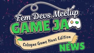 Fem Devs Meetup Game Jam - News