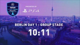 FIFA 19 Global Series PlayStation 4 Playoffs | July 12 | 1PM CEST | 7AM EST | 4AM PST | @eafifaesports
