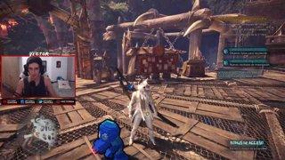 CONSEGUIMOS EL TRAJE DE DANTE!! - Monster Hunter: World (Capitulo 15)