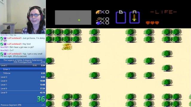 Zelda 1 FDS Prototype Build in 32:44