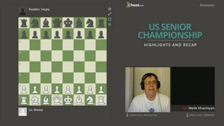 US Senior Champs and Grand Prix Riga Recap with GMs Yermo and Melik