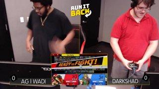 Run It Back - AG | WaDi (ROB) vs DarkShad (Ken) Winners Semis - Smash Ultimate Singles