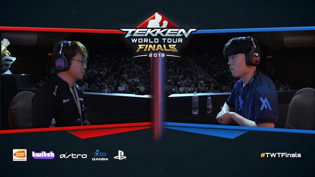 Tekken World Tour 2019 Finals - ROX DRAGONS Knee (Paul/Steve) vs FATE Ulsan (Kazumi) - Losers Final