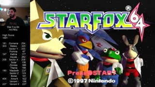 First REAL SF64 score run! 2041 Hits