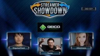 Streamer Showdown w/ Disguised Toast, Trump, and Alliestrasza! Hosted by Noxious and Presented by Geico Gaming!