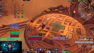 World First +29 Halls of Valor (Blood DK PoV)