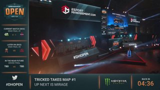 LIVE: OpTic vs Tricked - Semi Final #1 - BO3 - DreamHack Open - Summer 2019