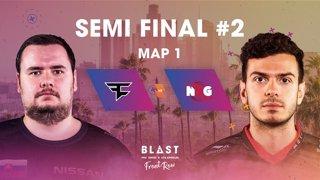 BLAST Pro Series Los Angeles 2019 - Front Row - Semi-Final - NRG Vs. FaZe Clan - map 1