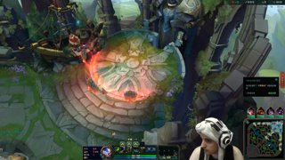 Highlight: Twitch Rival Scriums Server Master Yi God