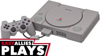 Kyle Plays Non-Classic PlayStation Games