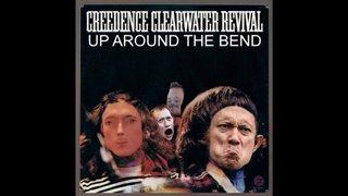 Matt Heafy (Trivium) - Creedence Clearwater Revival - Up Around The Bend
