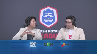 [ENG] Clash Royale League Asia - Week4 Day1