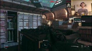 1v3 Quick scope Clutch