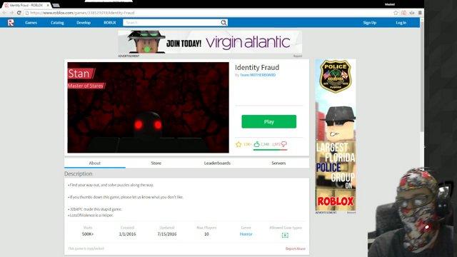 Maskedstreamerz Maskdrinkerz Plays Identity Fraud Twitch