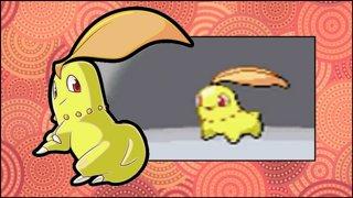 Pokemon GO Adding Shiny Chikorita