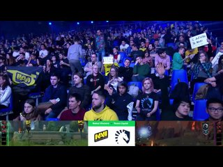 видео: MegaFon Winter Clash   Lgd vs Natus Vincere   by Lost & Eiritel
