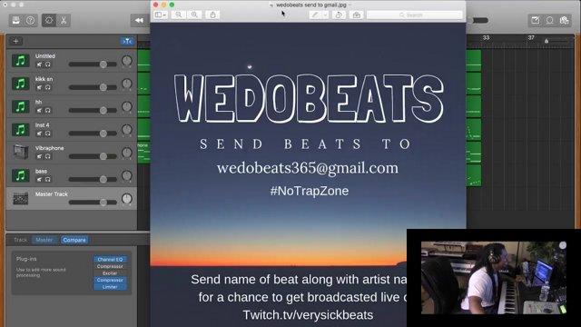 WeDoBeats Submission Invite