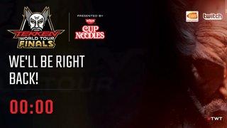 Tekken 7: Qudans vs. EchoFox | JDCR - Tekken World Tour Finals 2017 Grand Finals