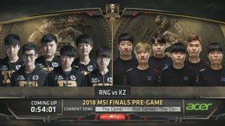 Finals | Mid-Season Invitational | Royal Never Give Up vs. KING-ZONE DragonX (2018)