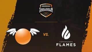 Orange.Sphynx vs CPH Flames - Dust 2 - Group A - DreamHack Showdown Valencia 2019