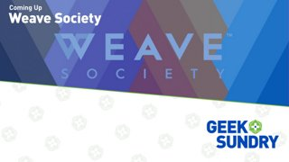 REBROADCAST: Weave Society, E20: Rachel Seeley's Story Pt. 1 - Cascade High: Principal Problem #GNSLive