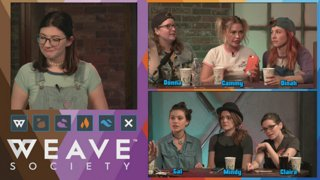 Weave Society, E20: Rachel Seeley's Story Pt. 1 - Cascade High: Principal Problem #GNSLive