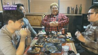 [Twitch Show] 먹어드립니다 1화 #Social Eating