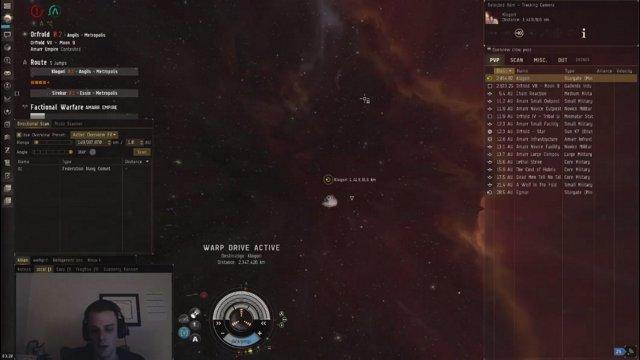 Eve online kronos pvp