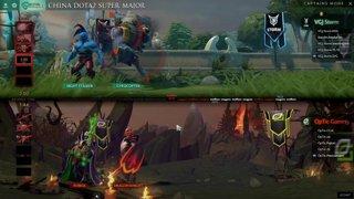 VG.J Storm vs Optic Gaming Game 2 (BO2) l China Dota2 Supermajor - NA Qualifier