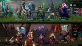 isGG vs Immortals Game 1 (BO2) l China Dota2 Supermajor - NA Qualifier