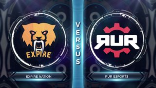 FCS S3 Round 3 - RUR ESPORTS vs EXPIRE NATION