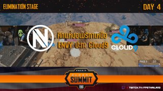 Highlight Envy vs Cloud9: FACEIT PUBG Global Summit Elimination Stage Day : 4