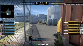 VOD: 📽️ Grayhound vs Astral Influence - BO1 - map: Nuke [ESEA MDL Season 30 Australia]