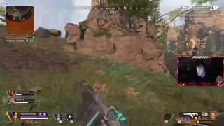 Quadra Peacekeeper Game Ending Kills with 12 Kills Total Win