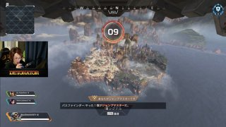 APEXRANK Champion 0kill 789dmg Go_Tsukisima Twitch_shomaru7