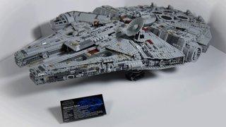LEGO® Star Wars Millennium Falcon [Day 4]