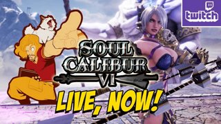 SOUL CALIBUR VI BETA IS LIVE -  Asus Giveaway -> http://bit.ly/ASUSMAX4  (Fri 9-28)