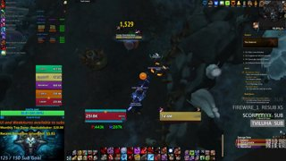 World First +17 Underrot In Time - Blood DK PoV
