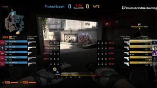 VoD 🎵📽️ FATE vs Tricked - BO3 - Lower bracket round 1 [DreamHack Masters Malmö 2019 Europe Closed Qualifier]