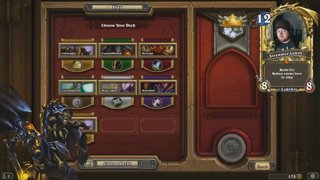 Hearthstone Legendary Plays: All the Tirions!