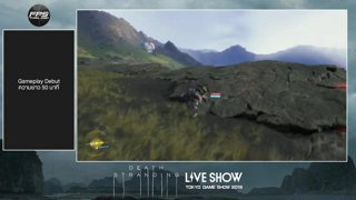 [TH] Playstation LIVE at TGS 2019: เกมเพลย์ Death Stranding 50 นาที