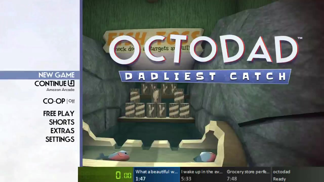 octodad dadliest catch any ps4 xboxone in 29m 49s by conner094