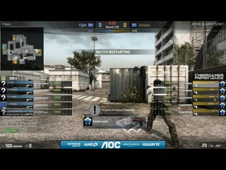 AOC CGPL Winter Wk4 - Chiefs ESC VS Team Question Mark Game 2
