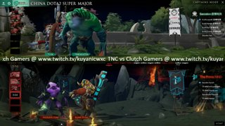 Execraion vs TPNND Game 2 (BO2) l China SUPERMAJOR | SEA Qualifers by LOOT.BET