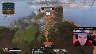How to Win Apex Legends - Octane - Viss Play By Play