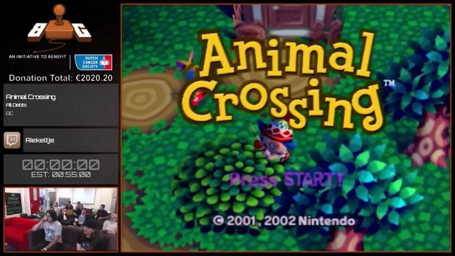 animal crossing 2002