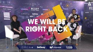 Cloud9 |  BLAST Pro Series Madrid - BLAST Backstage